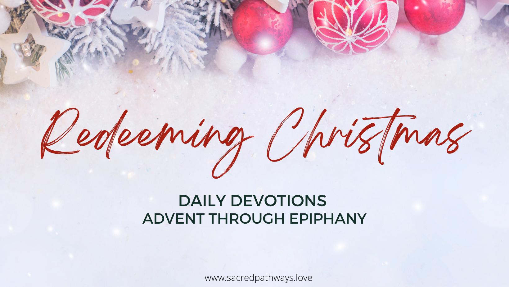 Redeeming Christmas