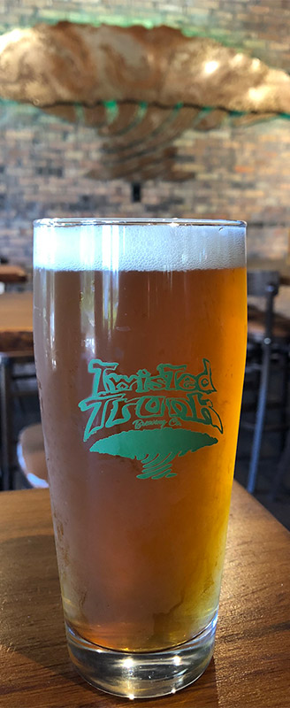 Twisted Trunk Brewing Co beer