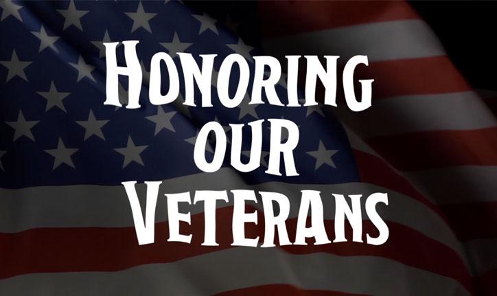 Veterans Honor Board