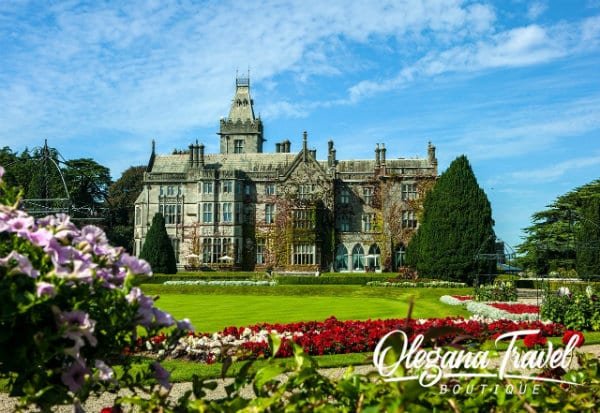 why ireland should be on your bucket list - Adare Manor