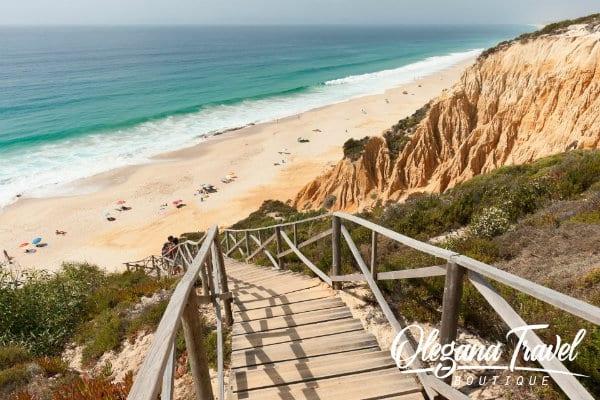 Perfect pristine beaches in Comparta Beach Village