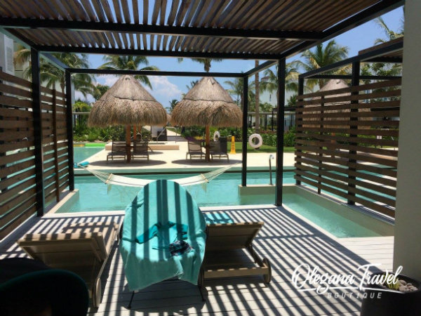 Finest Playa Mujeres Swim Up Rooms