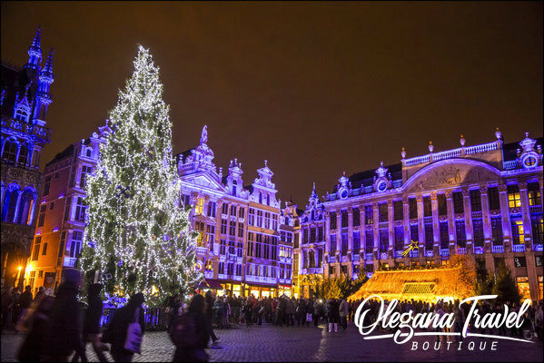 the Best Christmas Markets in Europe - Brussels Christmas Market