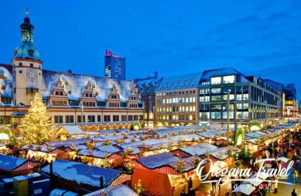 the Best Christmas Markets in Europe - Leipzig Christmas Market