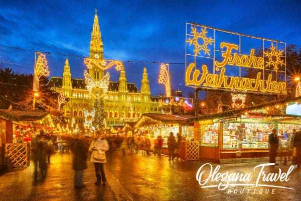 the Best Christmas Markets in Europe - Vienna Christmas Market