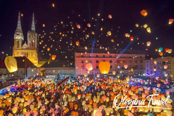 the Best Christmas Markets in Europe - Zagreb Christmas Market