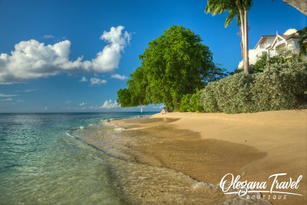 vacation destinations based on months of the year - Barbados