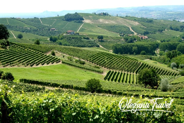 vacation destinations based on months of the year - Tuscany