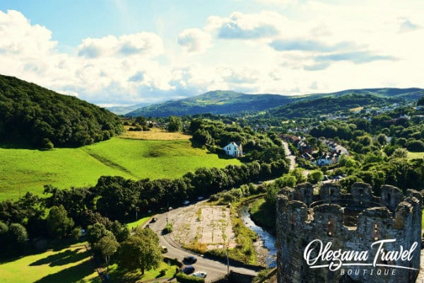 vacation destinations based on months of the year - Wales, United Kingdom