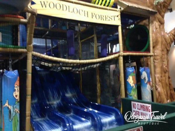Woodloch - Indoor Jungle Gym for Toddlers