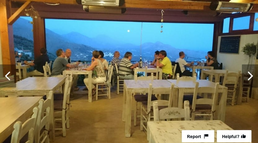 The best restaurants in Greece - An authentic meal with a view