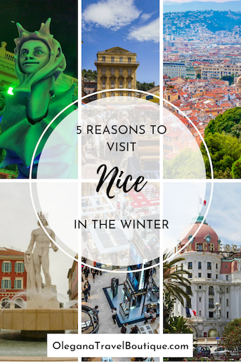 5 Reasons To Visit Nice In The Winter