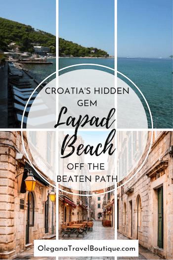 Off The Beaten Path: Croatia's Hidden Gem, Lapad Beach