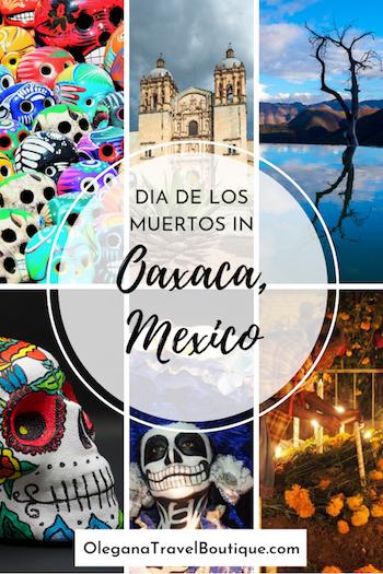 Día de Los Muertos in Oaxaca, Mexico