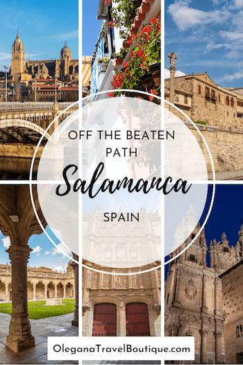 Off The Beaten Path in Spain: Salamanca