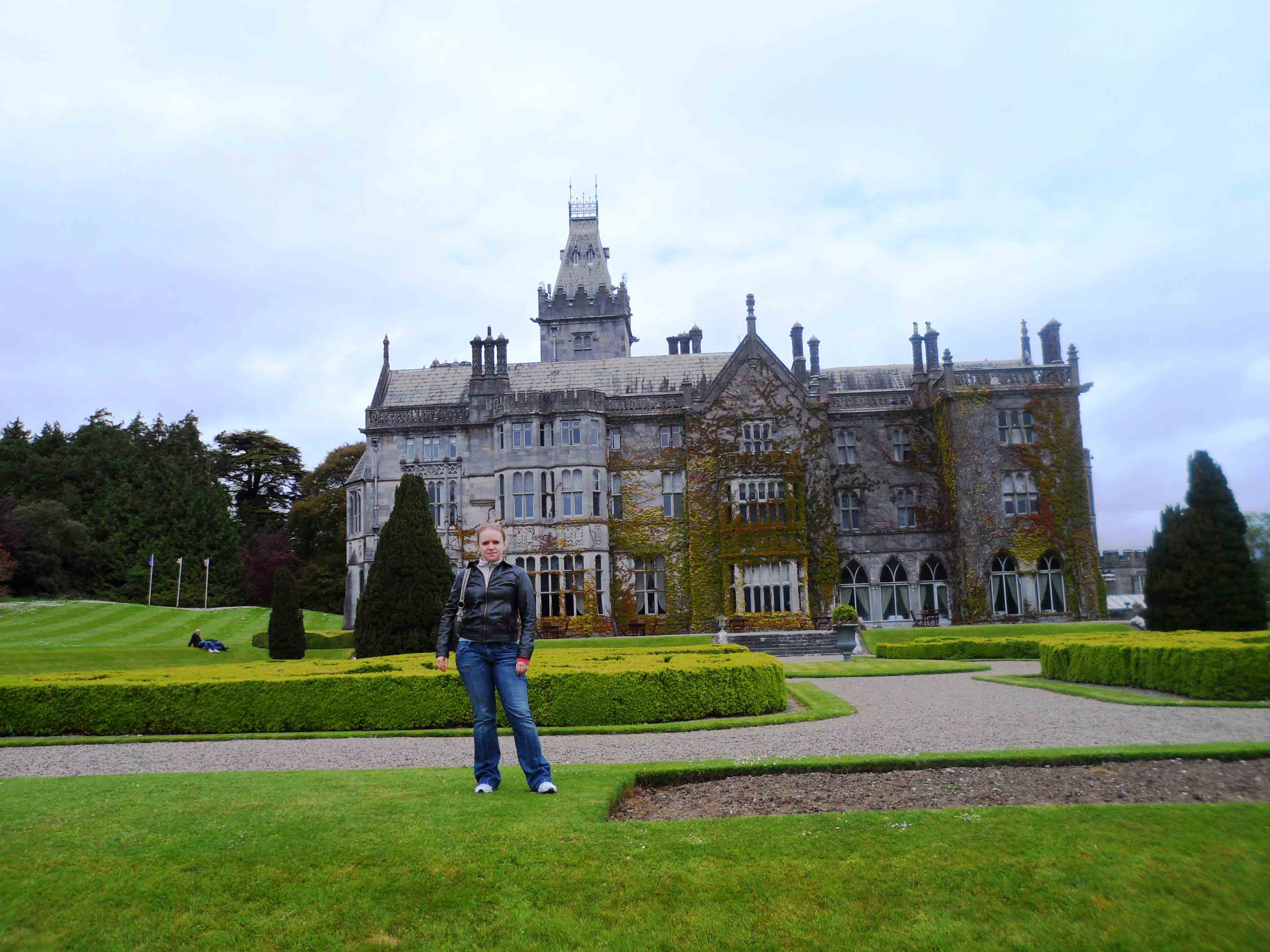 how to pick the the best hotel - Adare Manor, Luxury Castle Hotel in Ireland