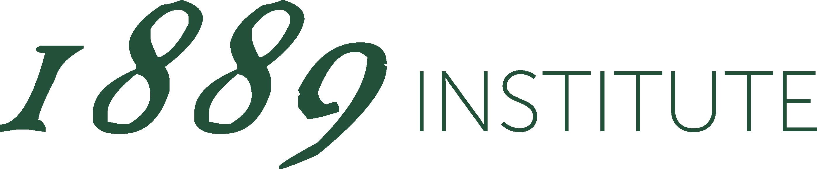 1889 Institute