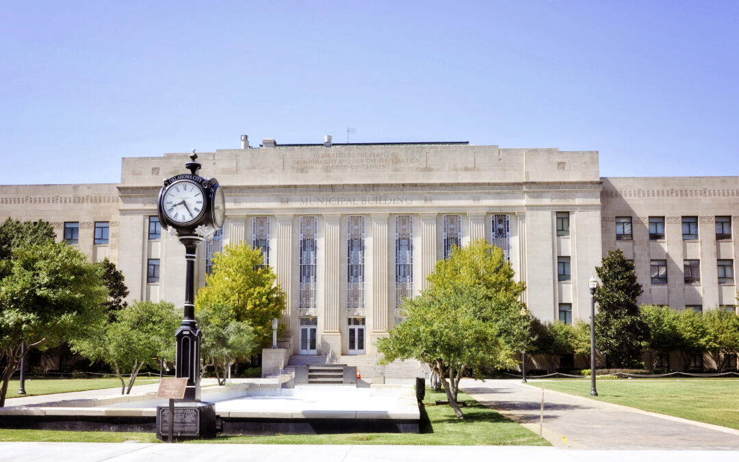 Trust but Verify: Open Government and Oklahoma Public Trusts