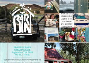 Born in a Barn website created by Confluence Collaborative