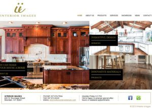 Interior Images website created by Confluence Collaborative