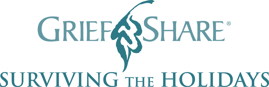 Grief Share Surviving the Holidays logo