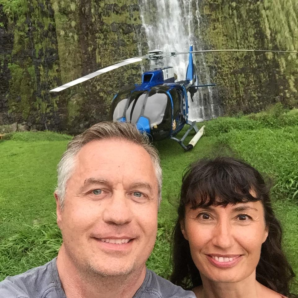 Hawaii Big Island Helicopter tour