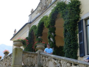 Senator Padmé Amidala's balcony