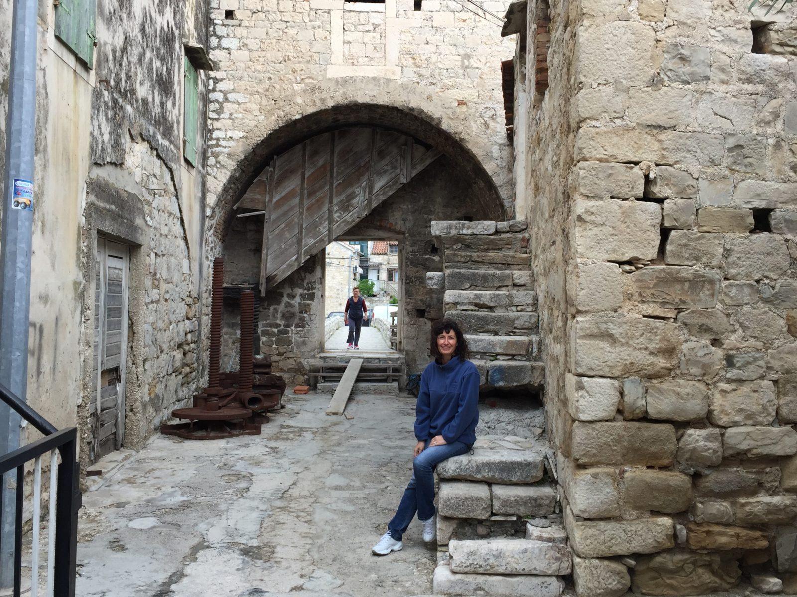 Oana in Braavos