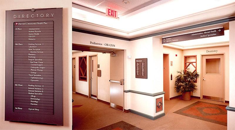 Custom Interior Signs
