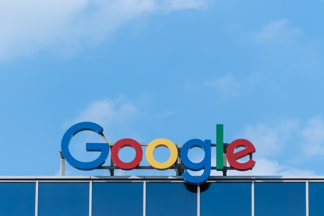 Google channel letter signs in Austin, Texas