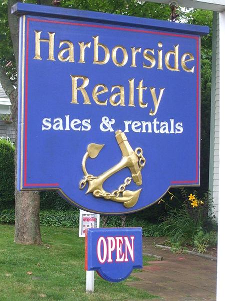 Harborside Realty – Realtor Signage in Austin, Texas