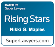 Super Lawyers Rising Stars - Nikki Maples