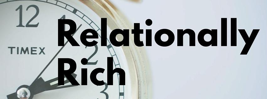 Relationally Rich