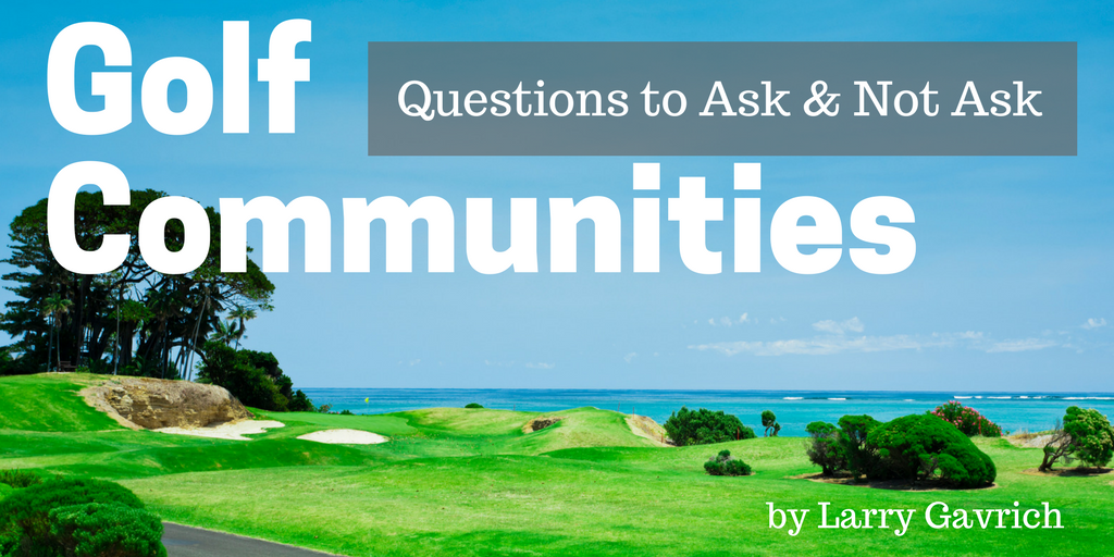 Golf Communites