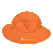 Orange Sun Hat