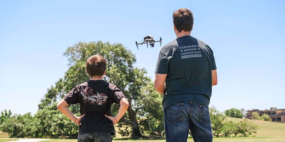 Carlos Femmer Antonio Femmer Drone