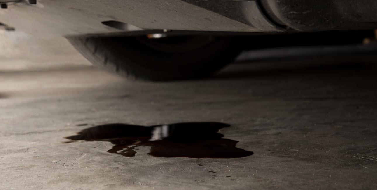 Lexus Engine Oil Leak
