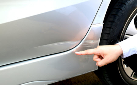 Nissan After Body Rust Repair
