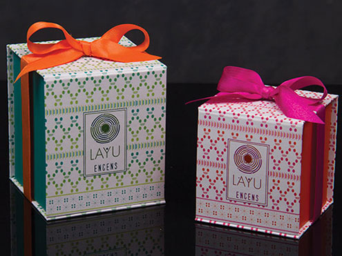 Layu gift boxes creative gift packaging