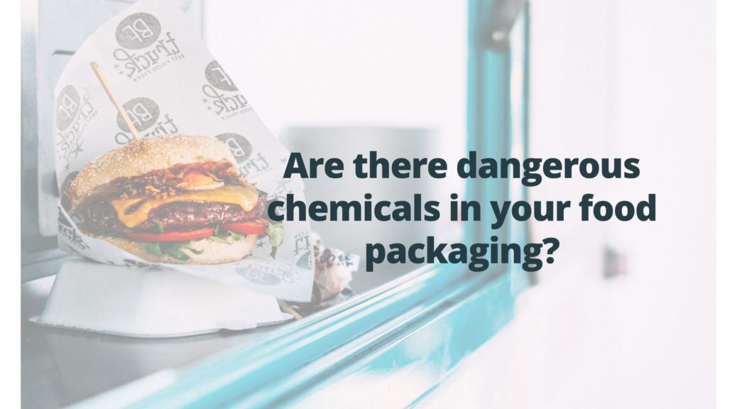 pfas chemicals in food packaging
