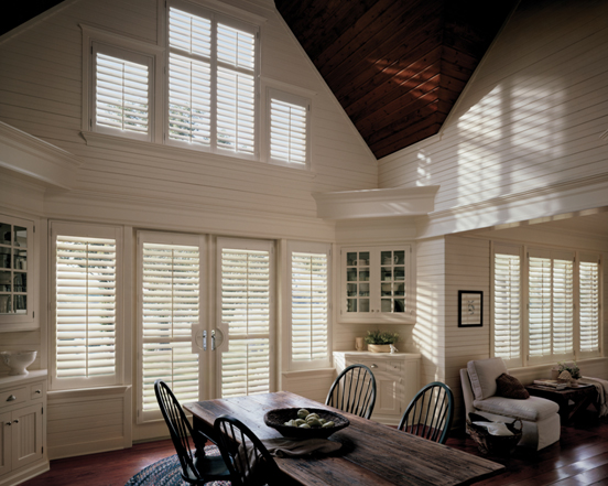 French Doors with Cutouts for Levers