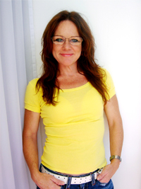 Ruth Roche, 4 Time Winner of the North American Hairstylist Awards