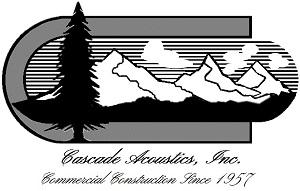 CASCADE ACOUSTICS INC. Logo