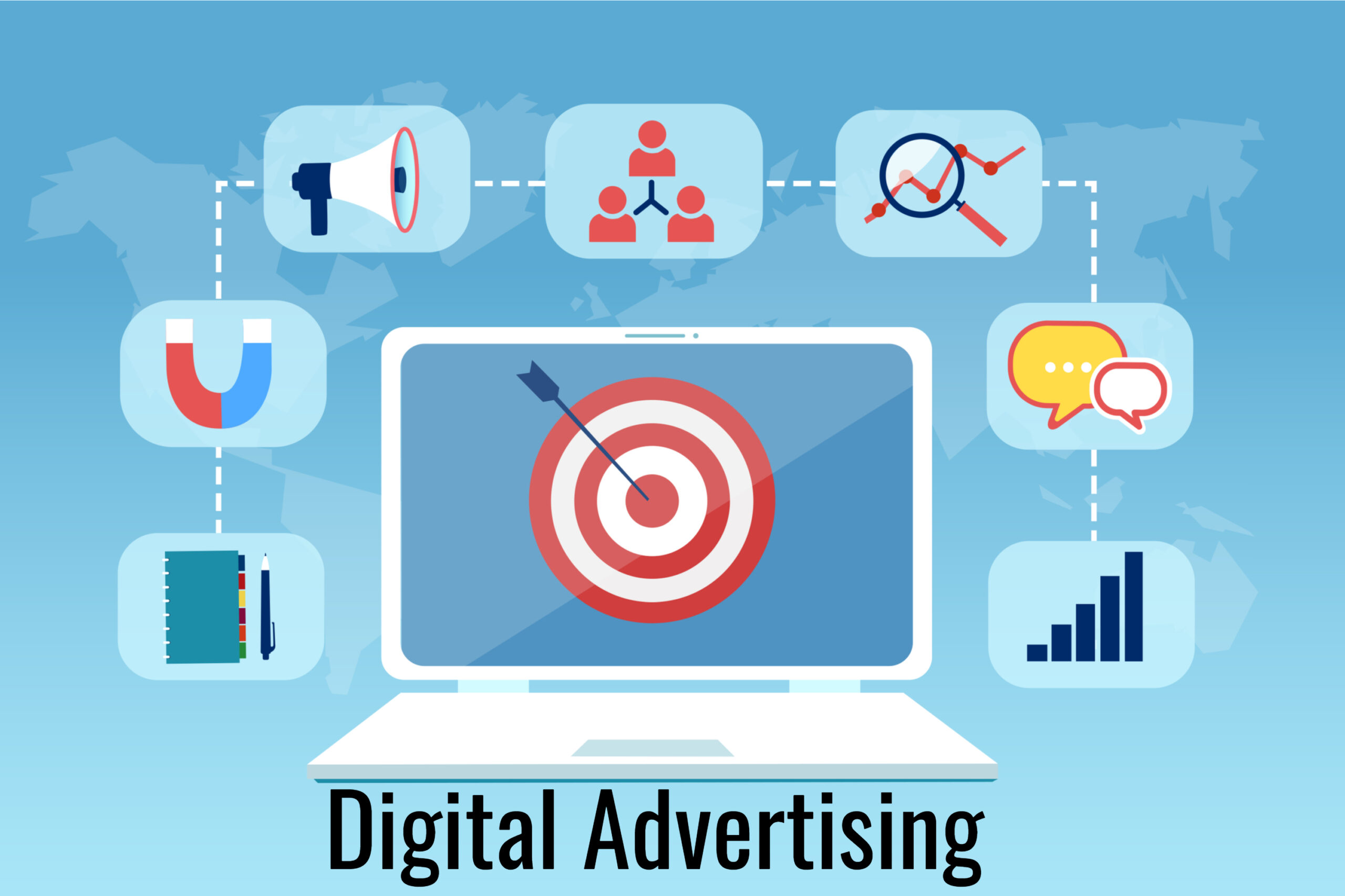 Reach Ideal Customers with Digital Advertising