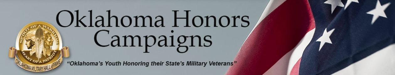 Oklahoma Honors Campaigns