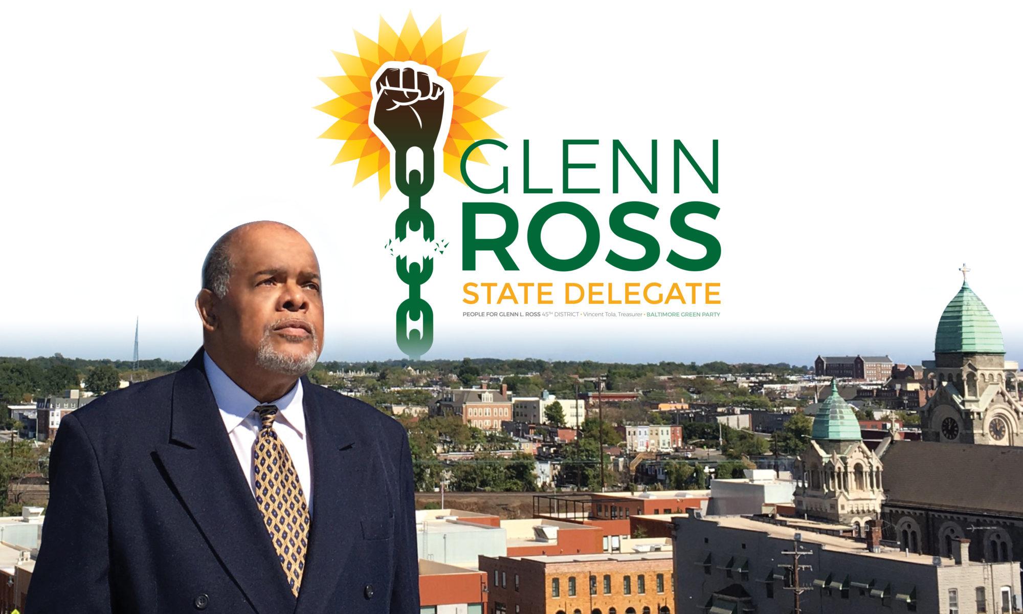 Glenn Ross | State Delegate