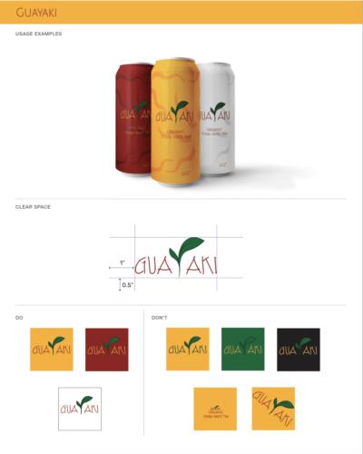Project2-Rebrand-guayakiYerbaMate