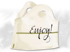 Restaurant Bags, Take Out Bags