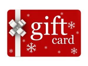 standard gift card