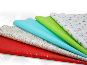 Holiday Sparkle Tissue Paper